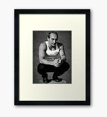 Vladimir Putin Framed Print
