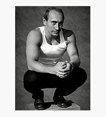 Wladimir Putin Fotodruck