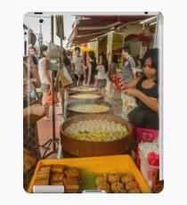 Street Food iPad Case/Skin