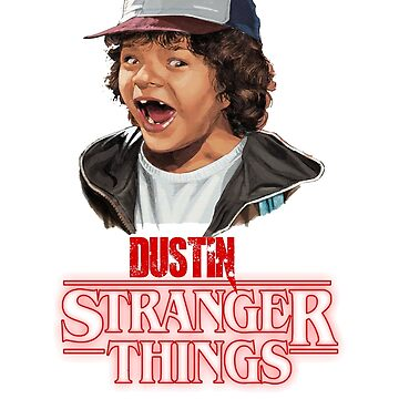 Strager Things Dustin by Nazyl