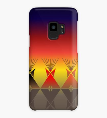 Night Tipi Case/Skin for Samsung Galaxy