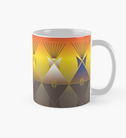 Night Tipi Mug