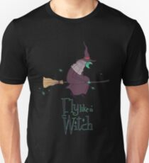 BROOMSTICK RIDE T-Shirt