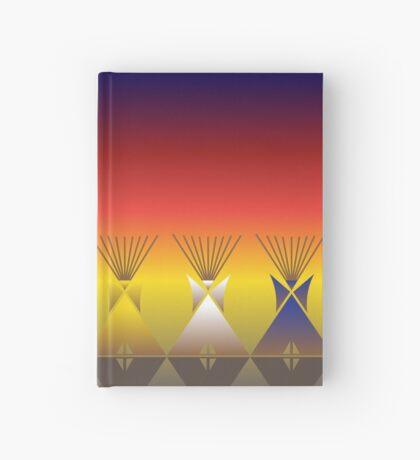 Night Tipi Hardcover Journal
