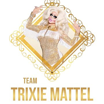 Team Trixie All Stars 3 - Rupaul's Drag Race by covergirl