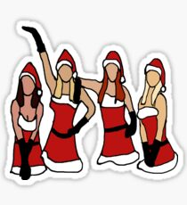 Mean Girls Christmas Dance  Sticker