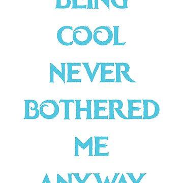 hipster elsa blue by seldom