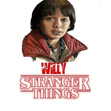 Stranger Things Wily by Nazyl