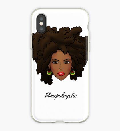 Unapologetic Queen iPhone Case