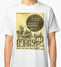 1940s Tasmanian Beer. Boags Special Bitter Classic T-Shirt