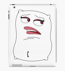 Big Mouth Jay's Pillow iPad Case/Skin