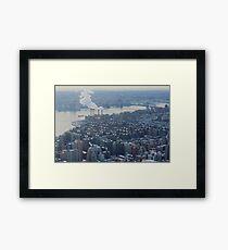 Stuyvesant Town New York City NY Framed Print