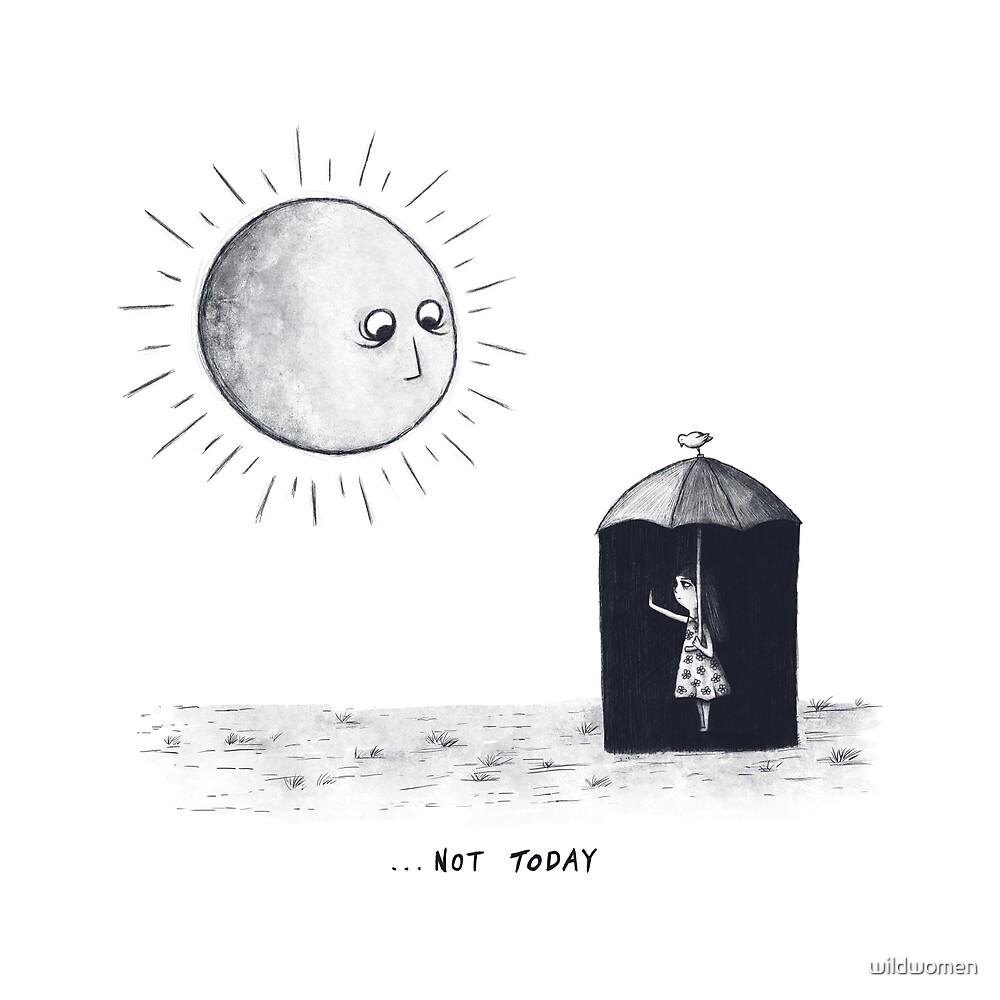 Don't Sunshine On My Rain Parade by Sabrina Pearcy
