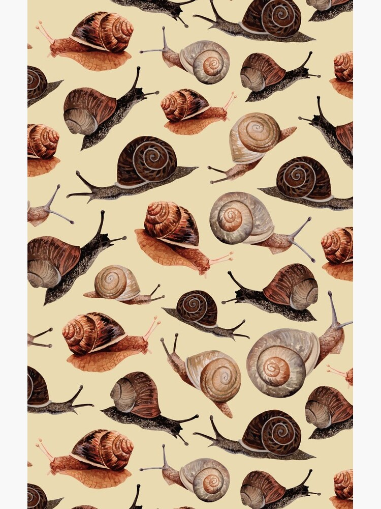 A Slew of Snails by somecallmebeth