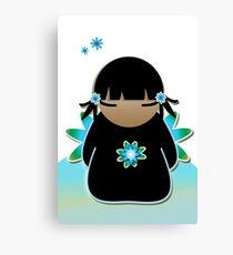 Koki Kawaii - Little Sky Canvas Print