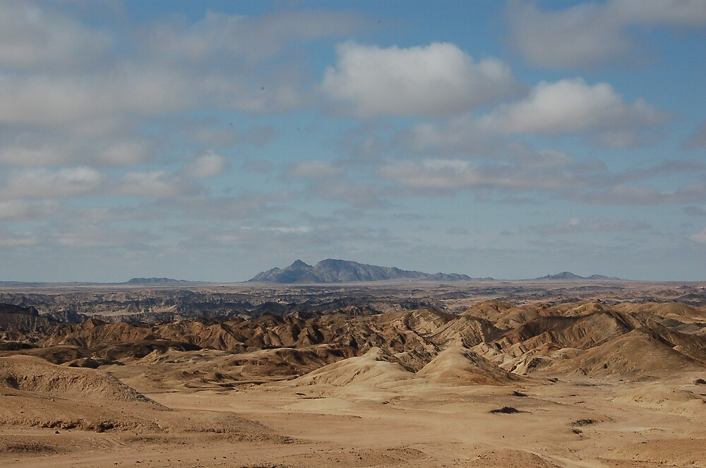 Namibia - Moon Valley 2 by Colleen Purdy