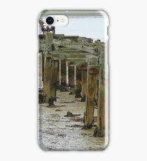 Low Tide At Fahan Pier..........................................Ireland iPhone Case/Skin
