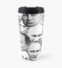 Vladimir Putin Travel Mug