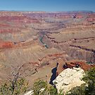 Grand Canyon National Park by Yair Karelic
