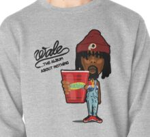 Nothing in Wale cup Pullover