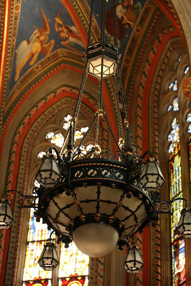 Church light 2 by Vaughan Whitworth