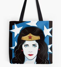 Princess Warrior from the Amazon Tote Bag