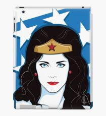 Princess Warrior from the Amazon iPad Case/Skin