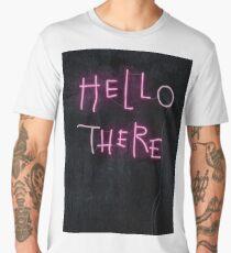 Hell Here Men's Premium T-Shirt