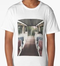 DC Metro featuring Kyoto, Japan Long T-Shirt