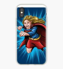 A Super Heroine iPhone Case