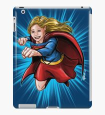 A Super Heroine iPad Case/Skin
