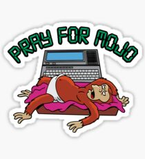 Pray For Mojo  Sticker