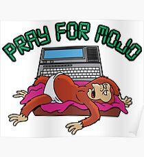 Pray For Mojo  Poster