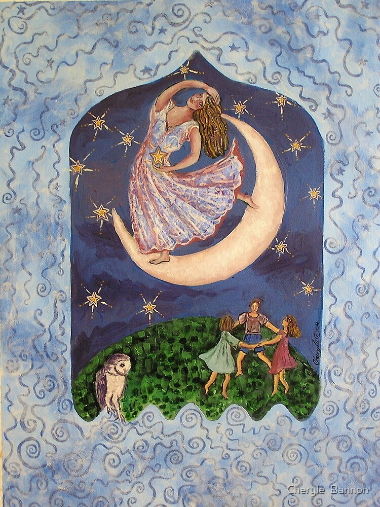 Moon Dance by Cheryle  Bannon