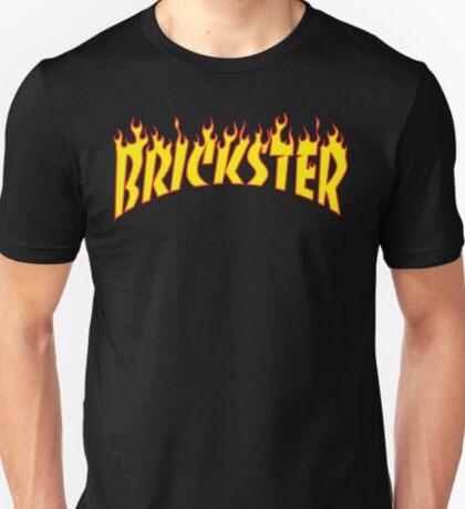 Brickster Skater- Thrasher Verions T-Shirt