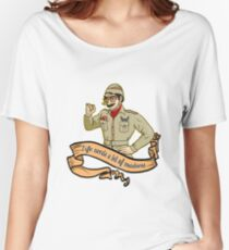 Colonel William - Who Killed Markiplier  Women's Relaxed Fit T-Shirt