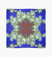 GALLIMAUFRY ~ FLORAL ~ D1G1TAL-M00DZ ~ Fractals and Enzian by tasmanianartist Scarf