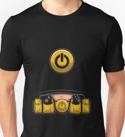 Fat Belly Utility Belt T-Shirt
