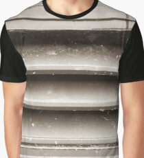 Metal Vent Grill Graphic T-Shirt