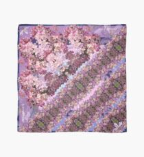 FLORAL ~ D1G1TAL-M00DZ ~ Crabapple and Bees by tasmanianartist Scarf