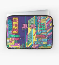 Neon city Laptop Sleeve