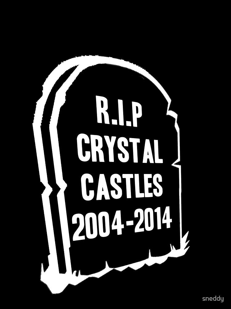 «RIP CRISTAL CASTILLOS» de sneddy