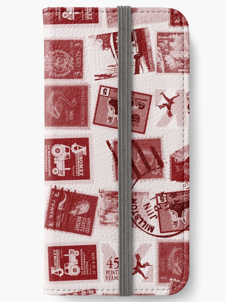 Stamp Collection by little vintage store