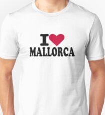 I love Mallorca Unisex T-Shirt