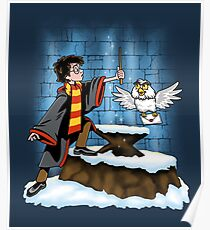 Wand and the Wizard Poster