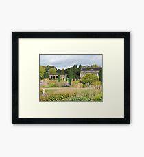 Trentham Gardens Framed Print