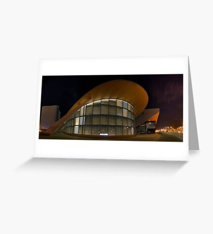 Olympic Architecture Greeting Card