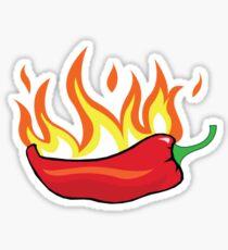 Hot chilli Sticker
