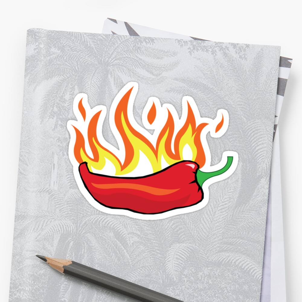 Hot chilli by borstal
