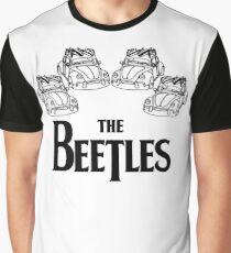 the beetles t-shirt Graphic T-Shirt